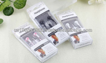 Earphone for iphone5 with Microphone