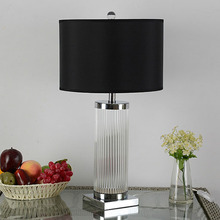 Nordic and other decorative styles cordless crystal table lamp Suitable for post-simple modern