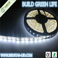 UL listed super bright programmable 12 volt leds IP65 5m 300SMD RGB 5050 led strip light 3 years warranty