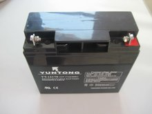 12V, 17Ah LiFePO4 Lithium-ion Rechargeable Battery, Replace SLA Battery for UPS and Telecom