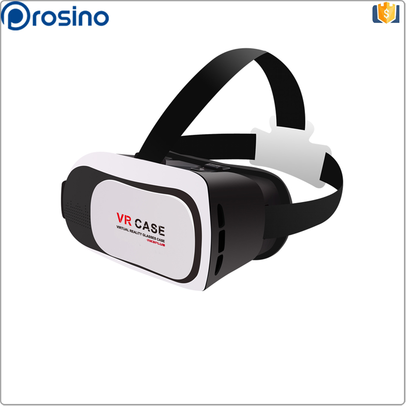 Competitive price Wide visual view pupil adjustable Latest design 3D VR glasses