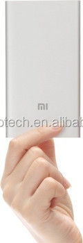 Large in stock 100% Original Mi Power Bank 5000mah battery