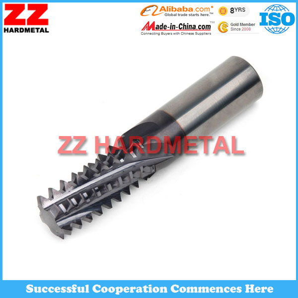 Solid Carbide Thread Milling Cutters
