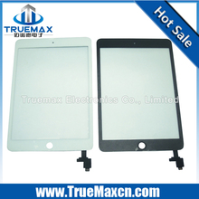 For Ipad Mini Digitizer Panel With Ic Tape Home Button Half Assembly