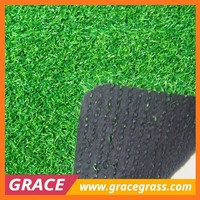 two tones short curled Artificial Grass for mini golf