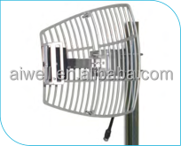 19dBi high gain high performance grid wireless wifi antennas 20km