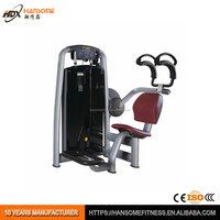 Fitness gym equipment/total Abdominal crunch