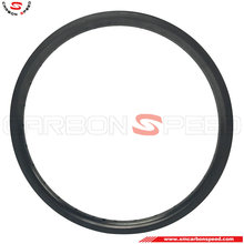 "R20C-23-16"" Full Carbon Rim BMX Bike Rim 16 inch with No Paint"