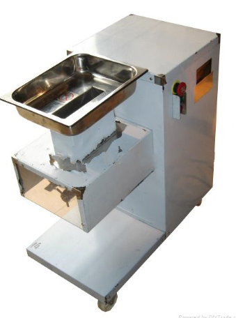 full automatic electric frozen Meat slicer