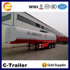 Brand New any capacity 36000l 42000l 45000l 60000 Liters oil tanker semi trailer