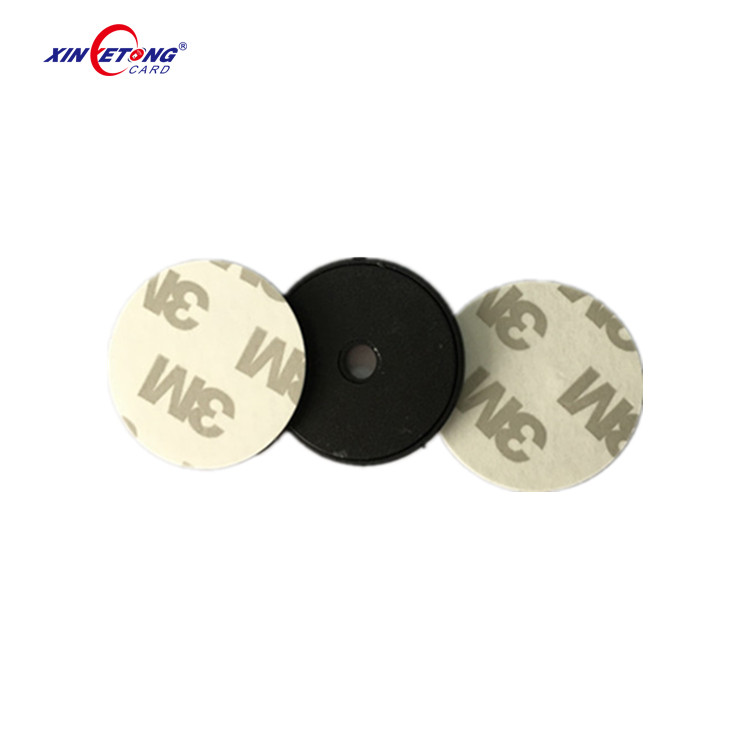 Dia35mm Type 2 Ultralight Chip Disc NFC Tag With 3M Sticker