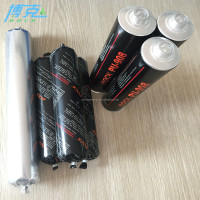 Flexible high modulus joint polyurethane sealant for automobile glass