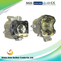 High quality whole sale Motorcycle CG200 water cooled cylinder head comp