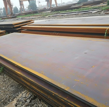 Boiler Plate SA516 Gr60 70 Hot Rolled Steel Plate Price Per Ton