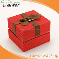 China Wholesale Customized Packaging paper gift boxes with lid