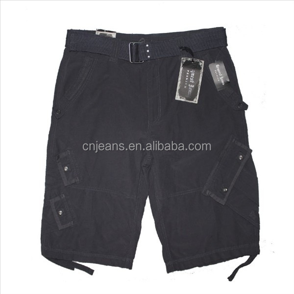 GZY Latest multiple color men cargo shorts 6 pockets
