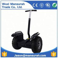 72V lithium battery balancing space chariot, 2 wheel rock board scooter for leasing and touring