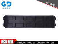 Clip-on Type Bulldozer/Jeep Rubber Track Conversion System Pad/Shoe