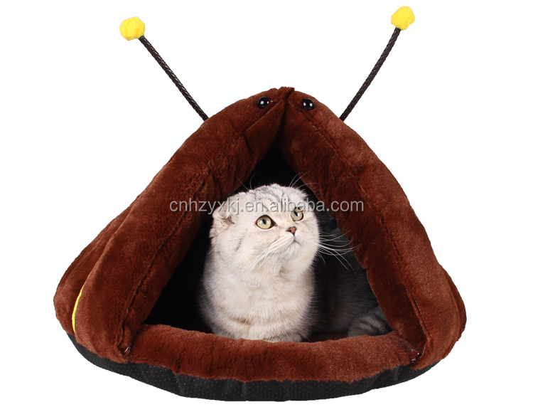 Customers Logo Cat Cave Dog House with Low Price