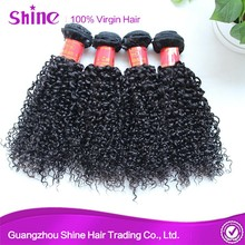 Wholesale Kinky Curly 100% Virgin Cambodian Hair For Sale