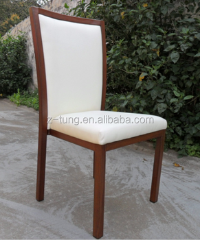 simple metal hotel chair ZT-1273C