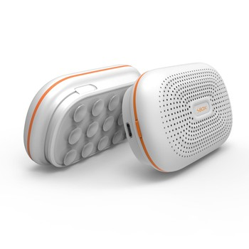 Portable Bluetooth 3.0 Wireless Speaker with Built-in 3000mAh Battery Charger for Mobile Devices