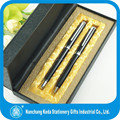 Promotional Gift Single Metal ballpoint Pen With Pen Box Packaging