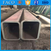 Tianjin square rectangular pipe ! 70x70 square steel tube alibaba square steel tube for dog cage