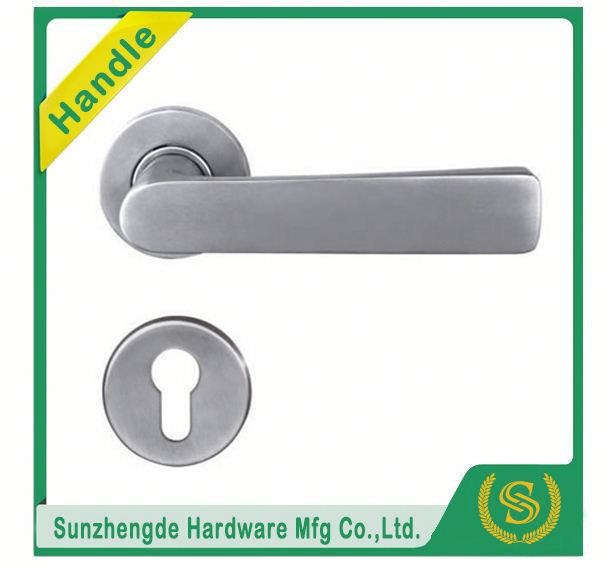 SZD SLH-043SS China Online Shopping Solid Door Handle Manufacturer