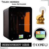 CE Approved kts gpa 1000 3d ground scanner ground penetrating createbot 3d printer Hot selling cheap 3d printer price