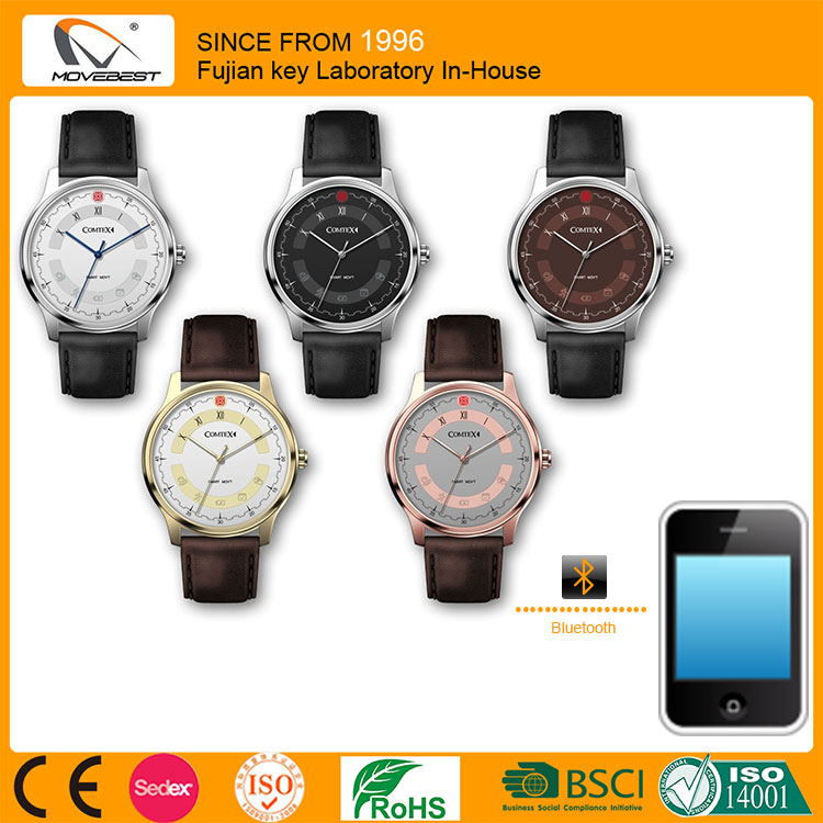 China Manufacturer OEM Watch With Custom Logo And Japan Movement, High Quality Android Smart Watch