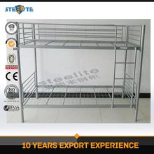Germany hot sale metal bed for army military metal bunk bed complete knock down bed