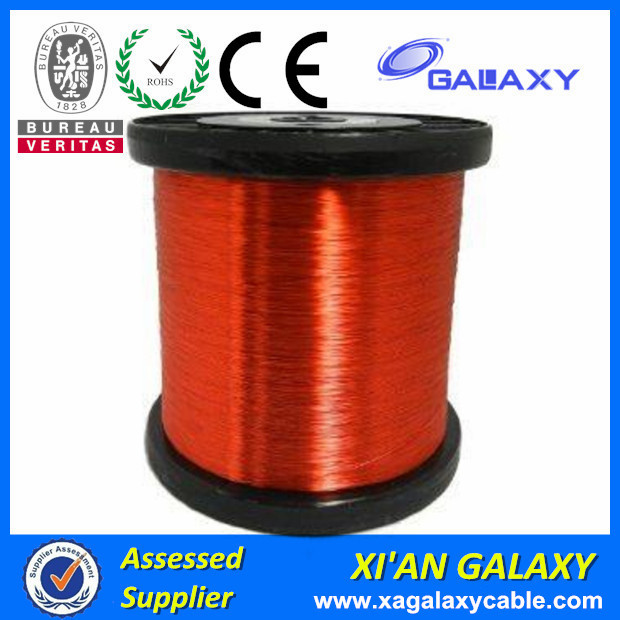 ISO standards Class 180 16 gauge solid core copper wire For motor winding