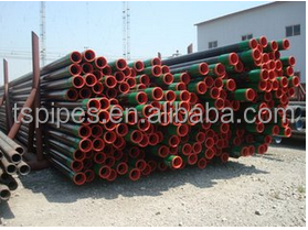 DN15 to DN600 hot rolled seamless steel pipe for gas and oil use