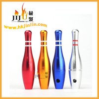 JL-094 Hot Selling Convenient Novelty Bowling Antique Smoking Pipes