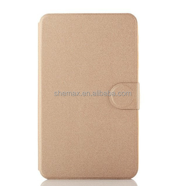 Shemax Leather Stand Wallet Case For Samsung Galaxy Tab 4 8.0