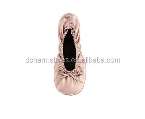Wholesale New Arrival Folding Shoes for women party dance in low price made in China