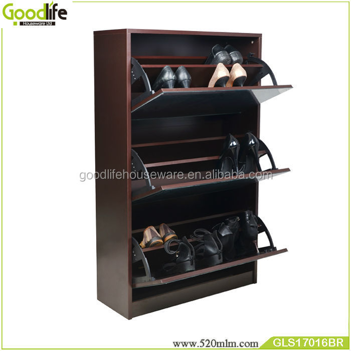 furniture for shoe store 3 drawer cabinet