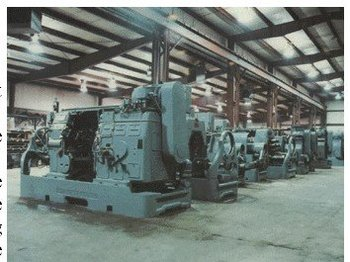 Multi-Spindle Machines