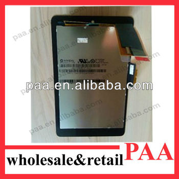 for Asus google nexus 7 lcd display with digitizer assembly