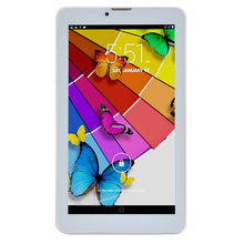 Dual sim card 3G mobile phone wifi android 6.0 quad core 7 inch tablet