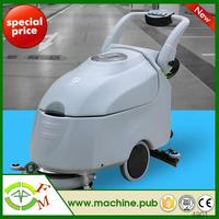 electric floor scrubbers