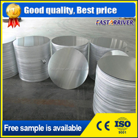 deeping drawing non stick aluminum circle for high pressure pot