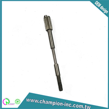Taiwan supplier precise CNC turning stainless steel machined parts