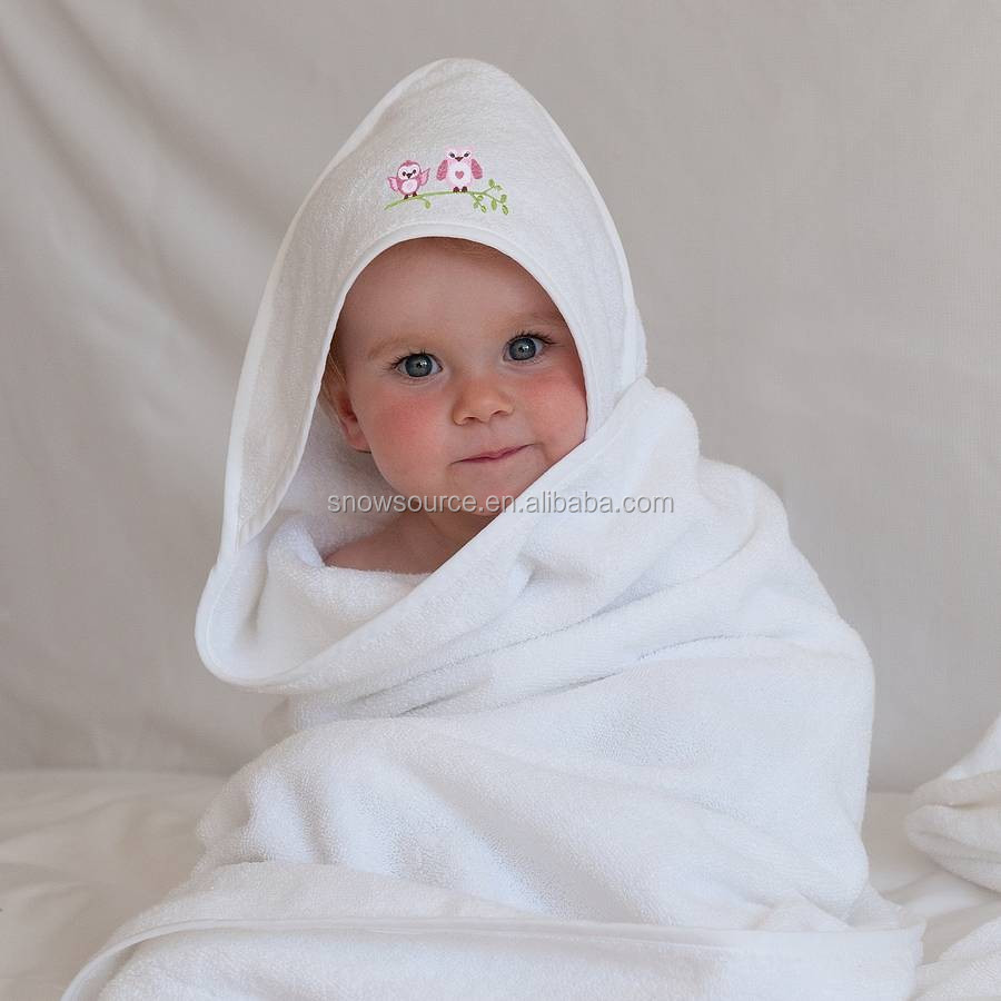 New spring lovely unique super soft comfortable cotton baby cap bath towels