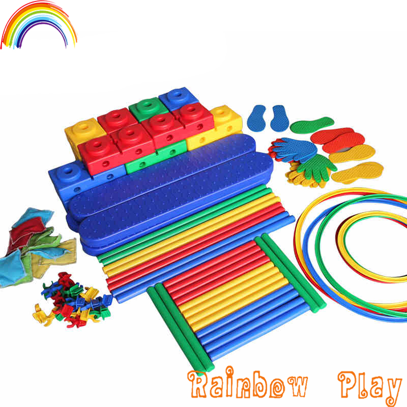 multi functional kids Sensory integration training toys