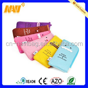 Wholesale fashion handmade felt pen bag