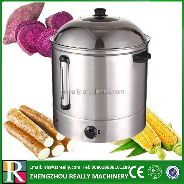 Popular Style large commercial commercial sweet corn steamer