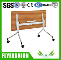 Wooden Folding Training Study Table For Sale