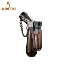 Hot sale quality out side butane gas lighter torch windproof lighter
